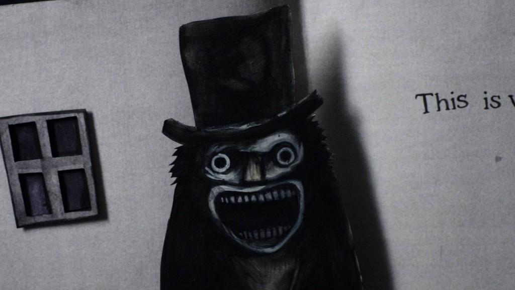 Míster Babadook está en el rincón de tu habitación