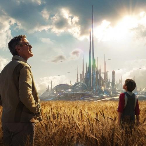 Tomorrowland: un deslucido futuro con el sello optimista Disney