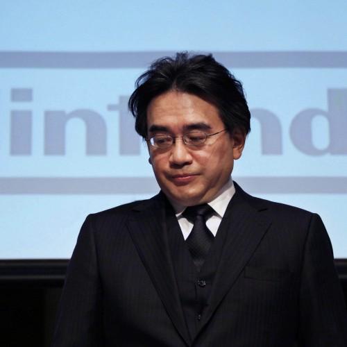 El presidente de Nintendo, Satoru Iwata, falleció