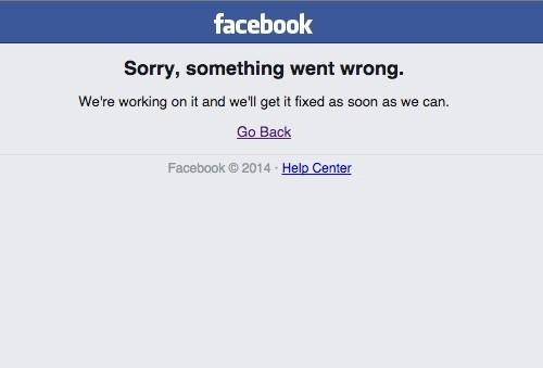 Facebook se cae, ¿Señal del fin del mundo? | Memeando
