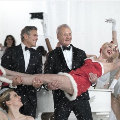 Navidad ya está en el aire y Bill Murray lo sabe