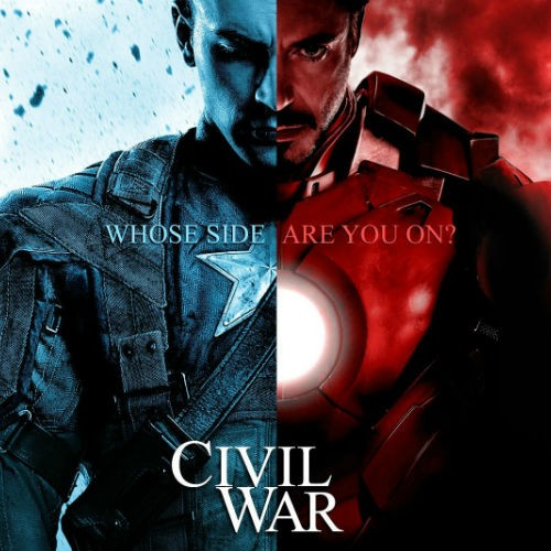 "Nuevo avance de ""Captain America: Civil War"""