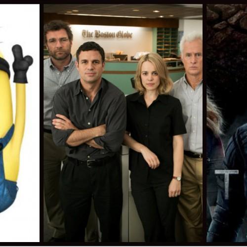 Las 10 mejores y peores películas del 2015 según Time
