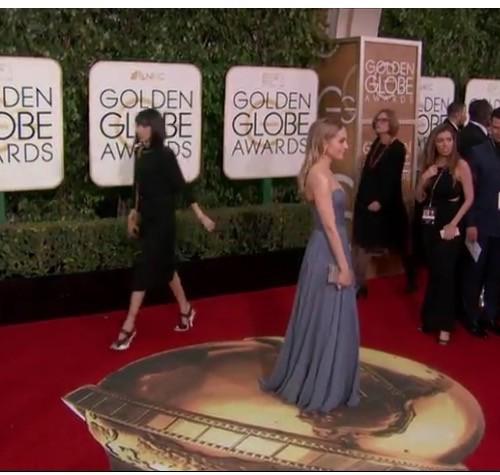 EN VIVO: La alfombra roja de los Globos de Oro