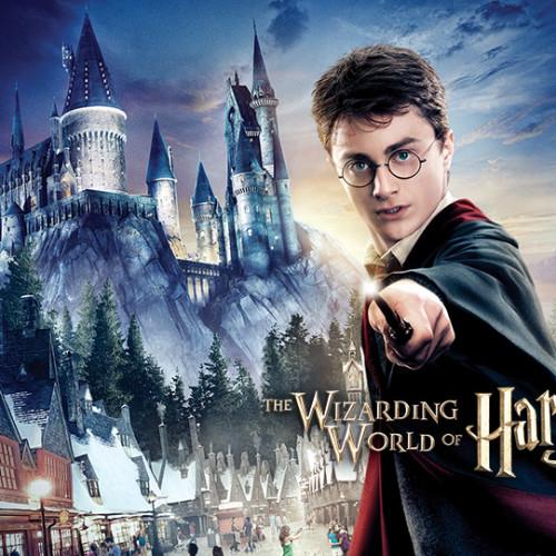 """Nuevas imágenes del parque temático """"The Wizarding World of Harry Potter"""""""