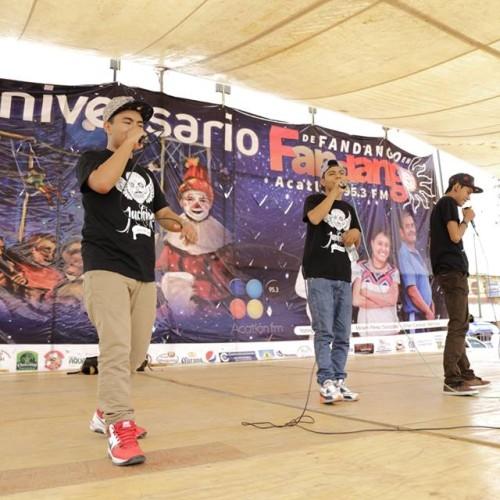 Rap en español y zapoteco: Juchirap Crew