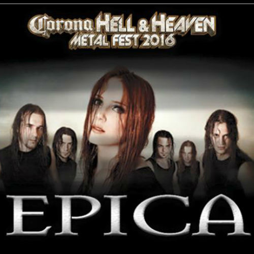 Hell and Heaven 2016: Epica se suma al cartel