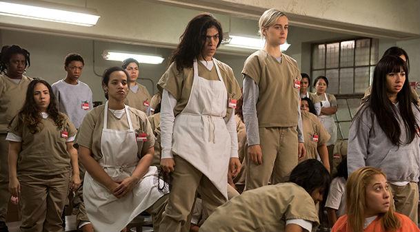 Orange is the New Black: imágenes de la cuarta temporada