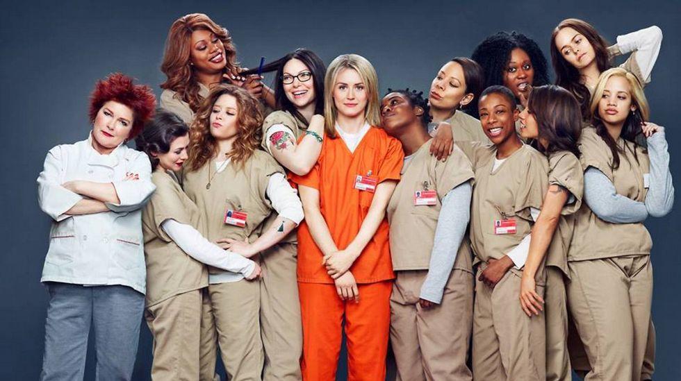 Orange is the New Black estrena tráiler de su cuarta temporada