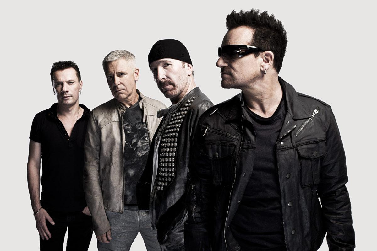 U2 estrenará álbum y gira en 2017