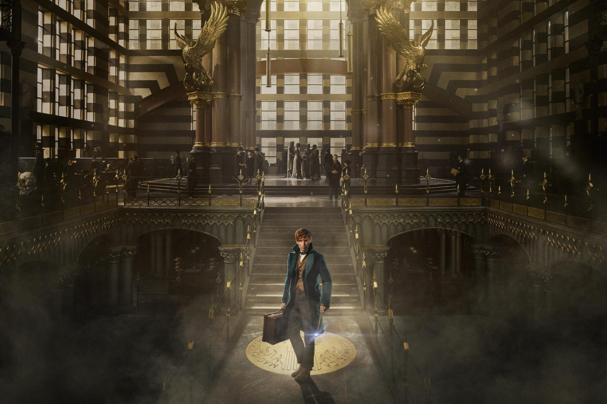 "Nuevo y definitivo tráiler de ""Fantastic Beasts and Where to Find Them"""