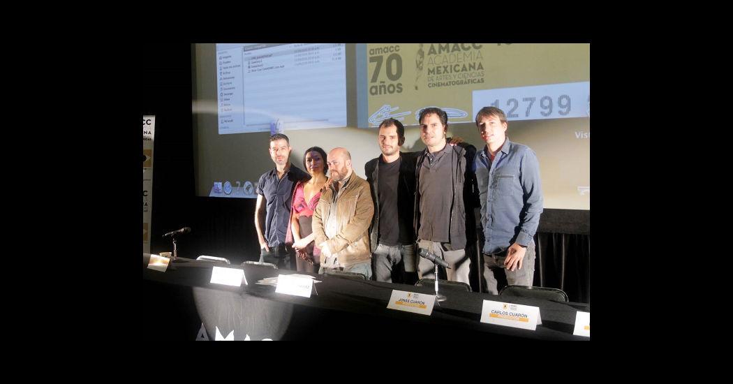 """""""Desierto"""" y """"Las Elegidas"""", aspirantes por México a los premios Óscar y Goya"""
