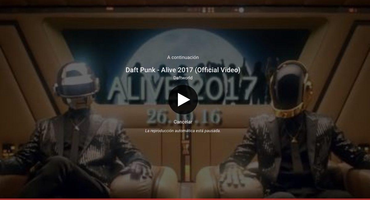 ¿Daft Punk en México? OMFG