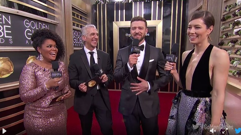 Sigue el Live Stream de los Golden Globes