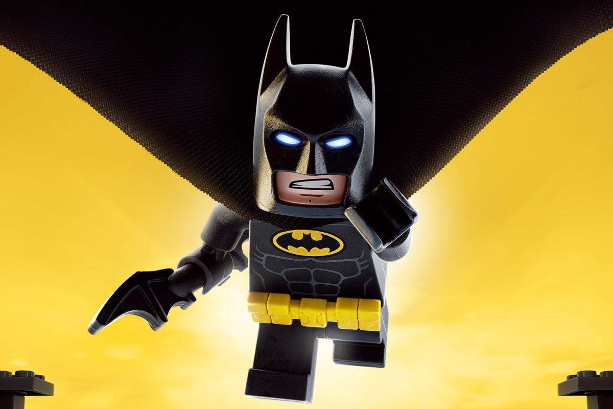 LEGO Batman: ¡Santas batireferencias, Lego!