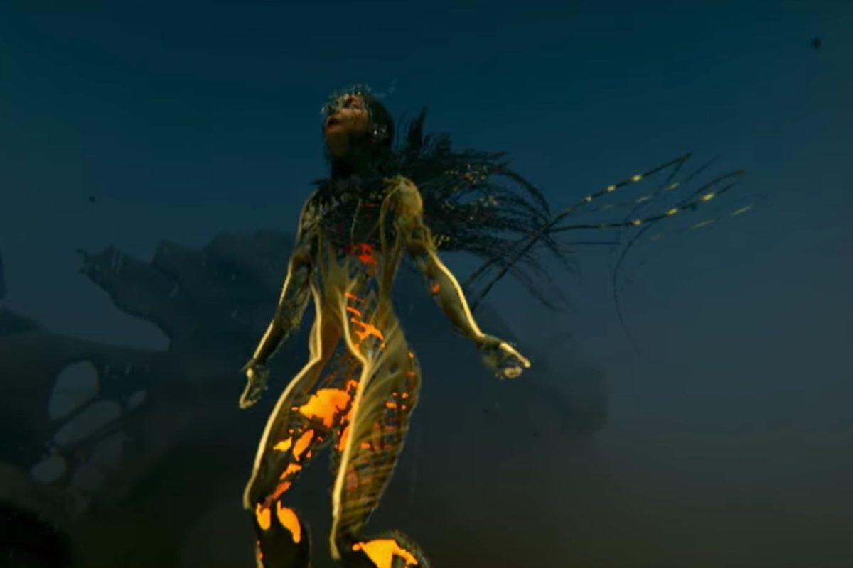 Notget, estrena Björk video justo después de tocar en México
