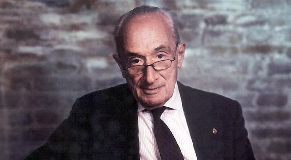Muere el politólogo Giovanni Sartori
