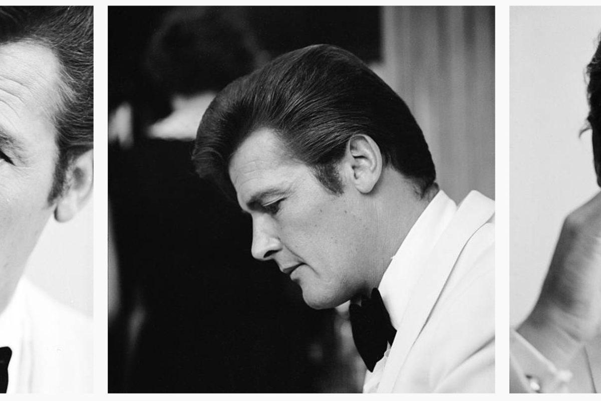 """Muere Roger Moore, actor de James Bond y """"El Santo"""""""