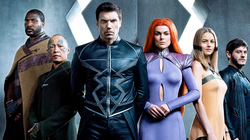 "Video: Primer tráiler de ""Inhumans"""