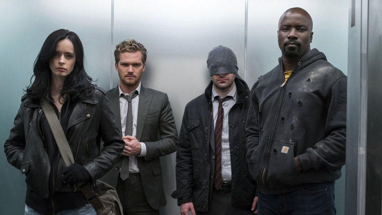 Video: Nuevo tráiler de The Defenders