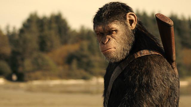 El planeta de los simios: la guerra versus review