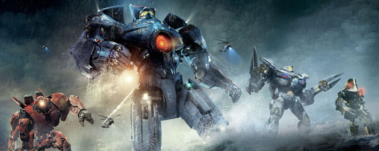 Video: primer tráiler de Pacific Rim Uprising