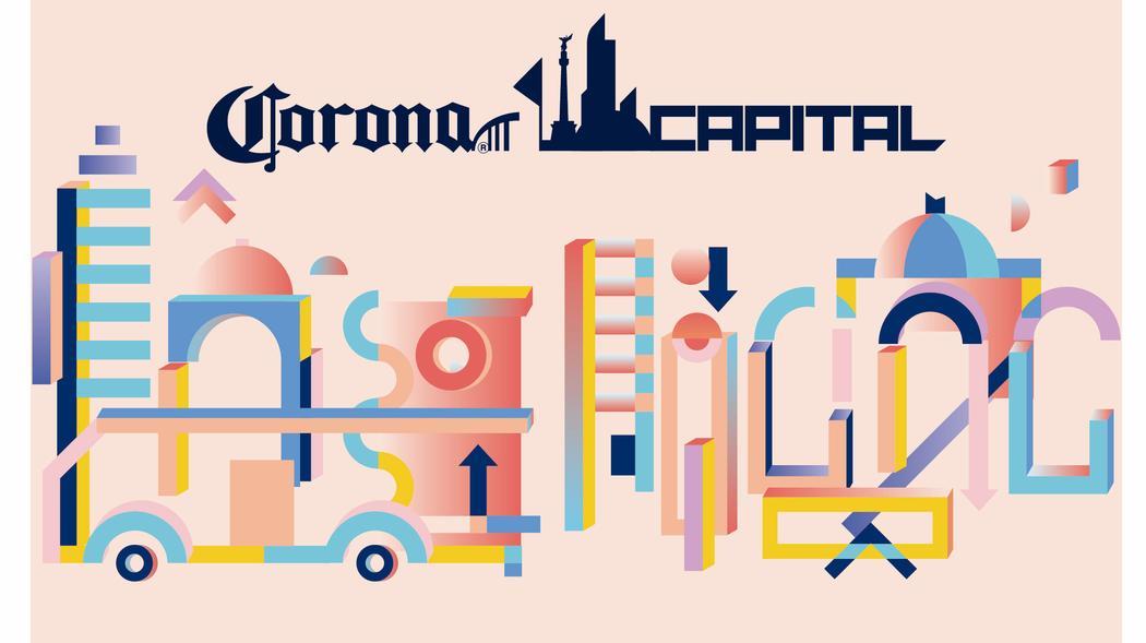 Conoce los horarios de los actos del Corona Capital 2017