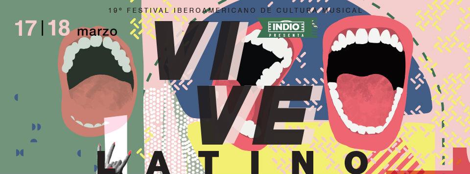 Playlist rumbo al Vive Latino 2018; sale el cartel oficial