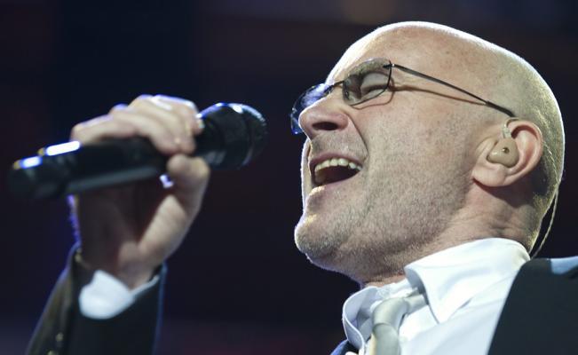 Phil Collins dará conciertos en México en marzo del próximo año