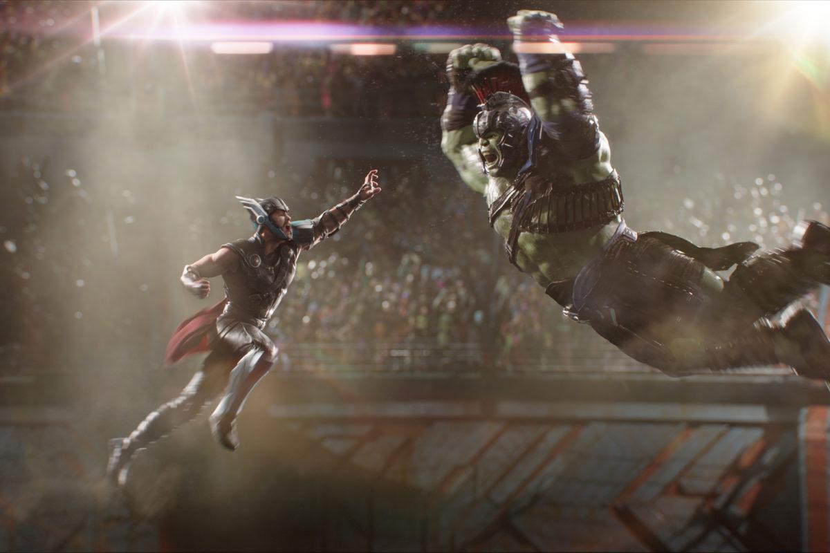 Thor: Ragnarok o cuando ya no se puede con tanta necedad