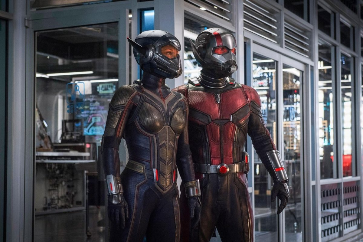 'Ant-Man And The Wasp', primer tráiler