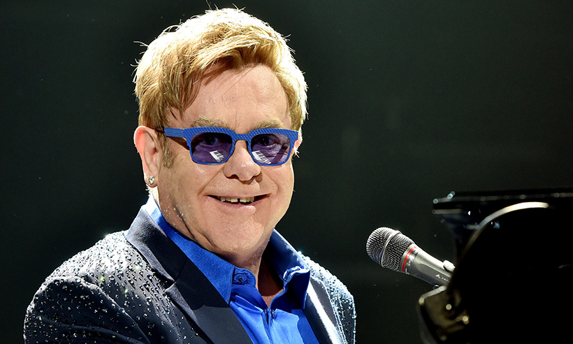 Elton Johnanuncia su última gira mundial