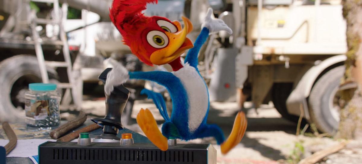El pájaro loco: la película: una revoltosa aventura escatológica