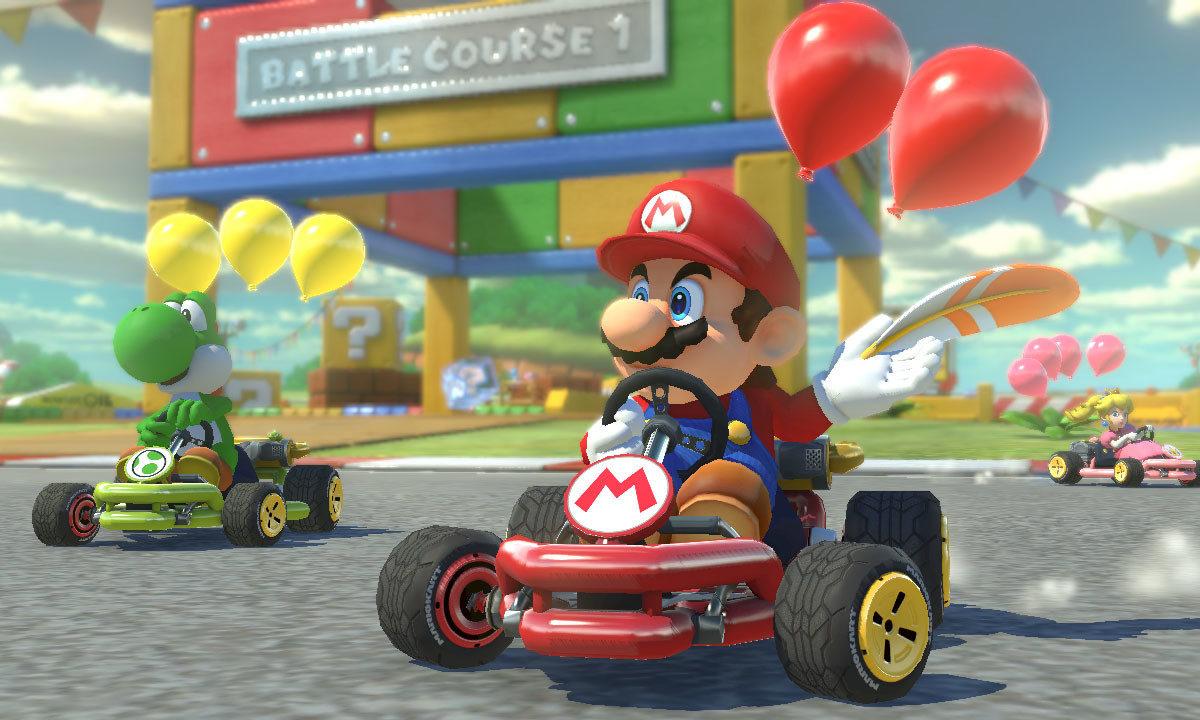 'Mario Kart Tour' llegará pronto a los teléfonos móviles, anuncia Nintendo
