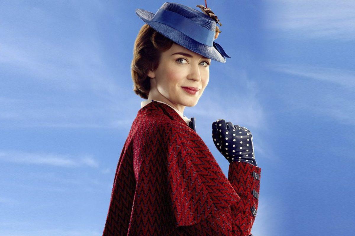 Primer tráiler de 'El regreso de Mary Poppins'