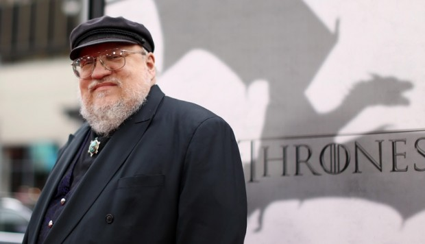 'The Ice Dragon' de George R.R. Martin será llevado al cine