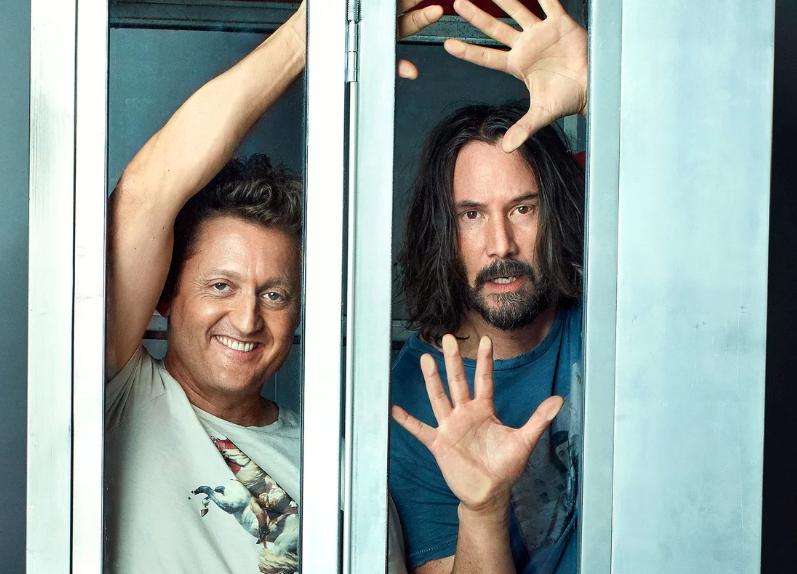 Es un hecho: Bill & Ted Face the Music está en preproducción