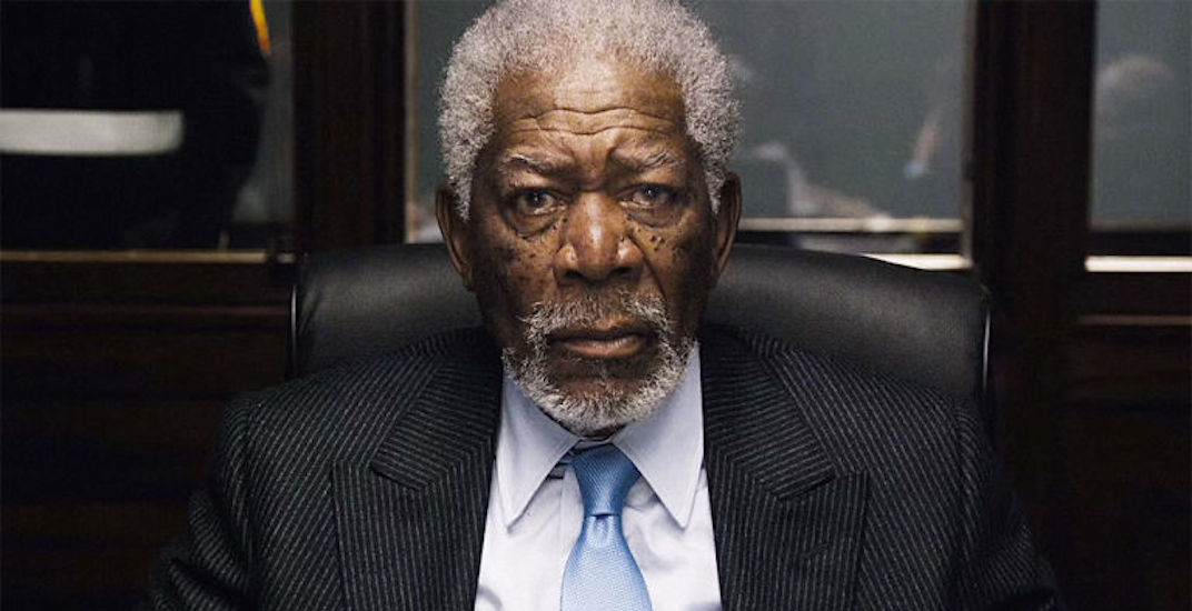Acusan al actor Morgan Freeman de acoso sexual