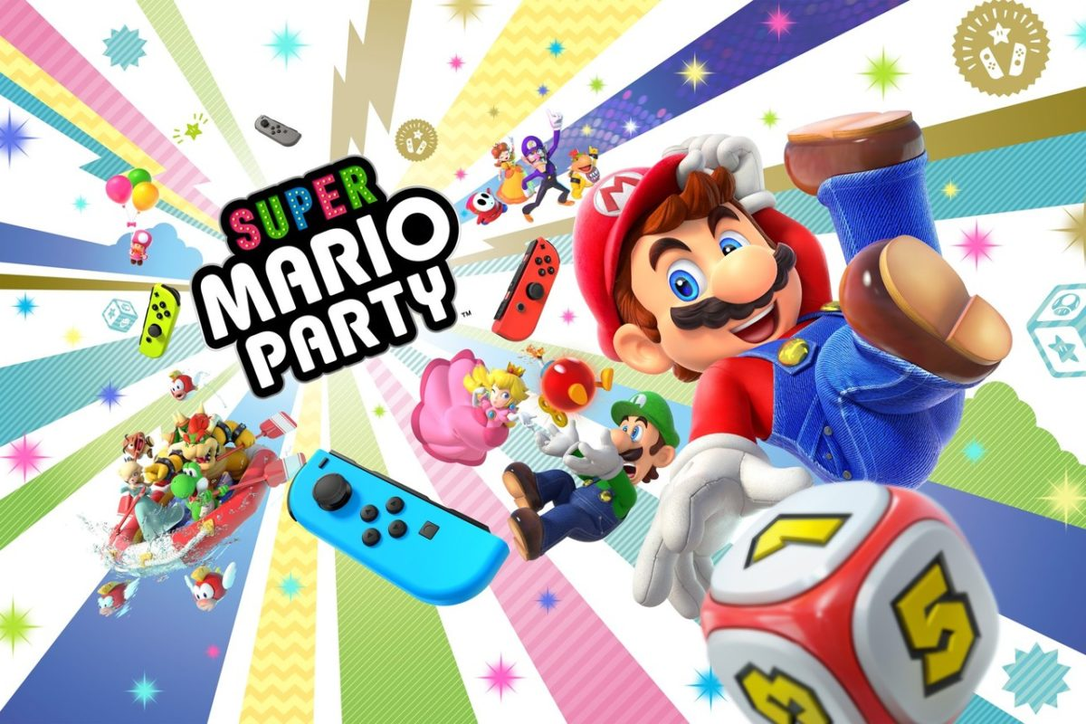 Super Mario Party llega a Nintendo Switch