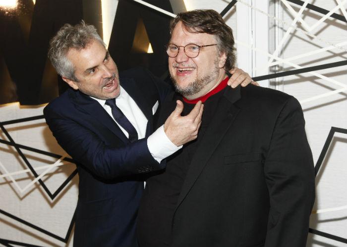 Del Toro y Cuarón producirán remake de 'Las Brujas'