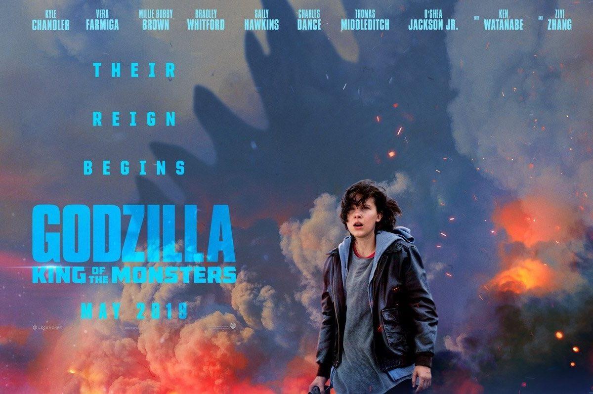 Tráiler de 'Godzilla II: Rey de los monstruos'