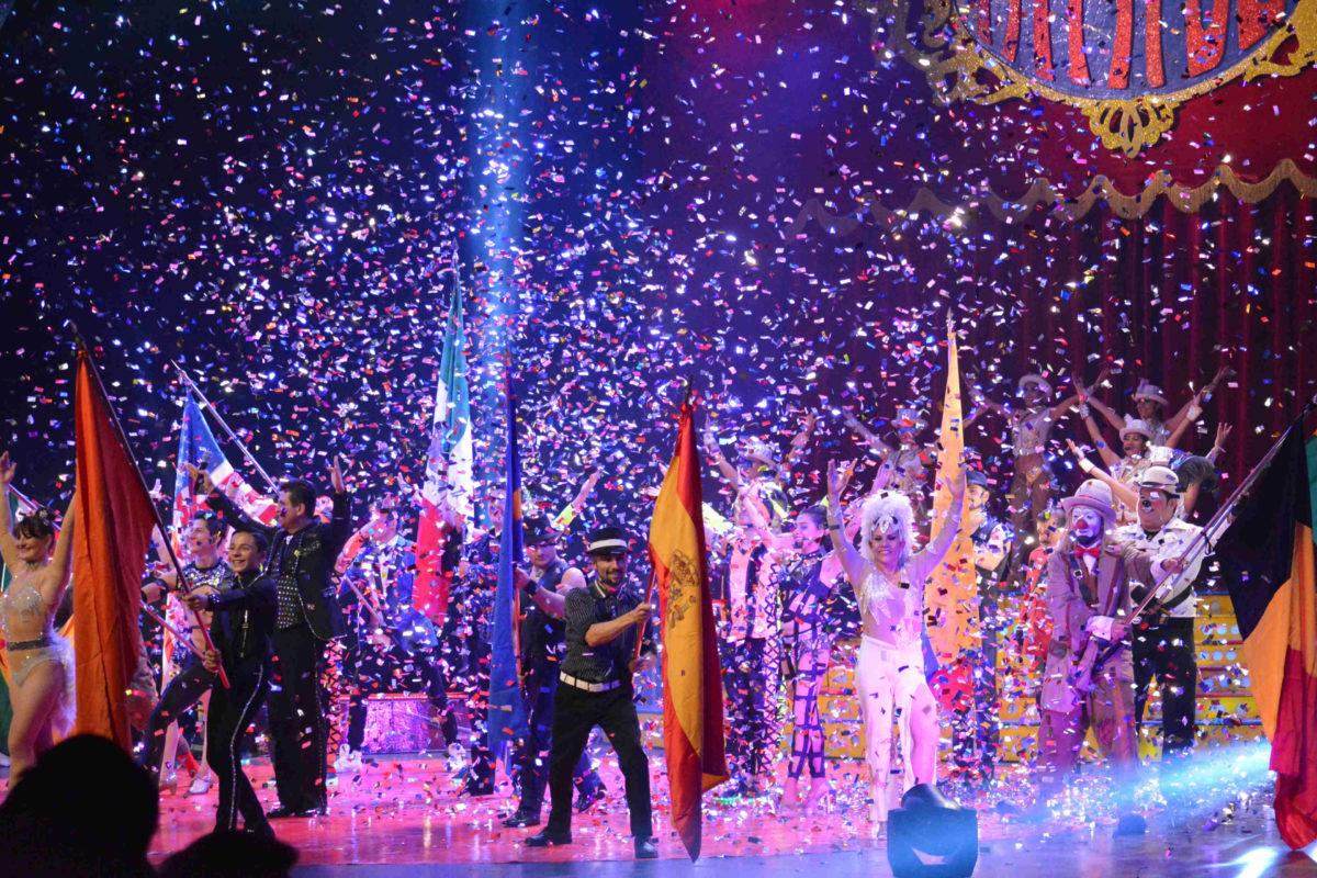 Circo Atayde Hermanos celebra 130 años de existencia en el Teatro de la Ciudad Esperanza Iris