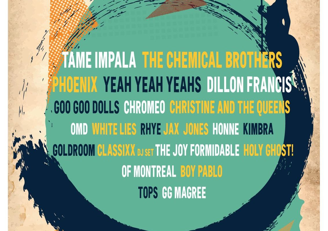Tame Impala y The Chemical Brothers encabezan el cartel del Corona Capital Guadalajara