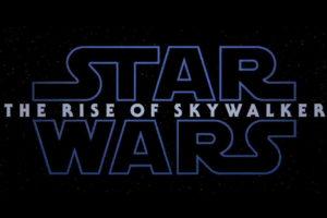 Star Wars: The Rise of Skywalker, primer avance