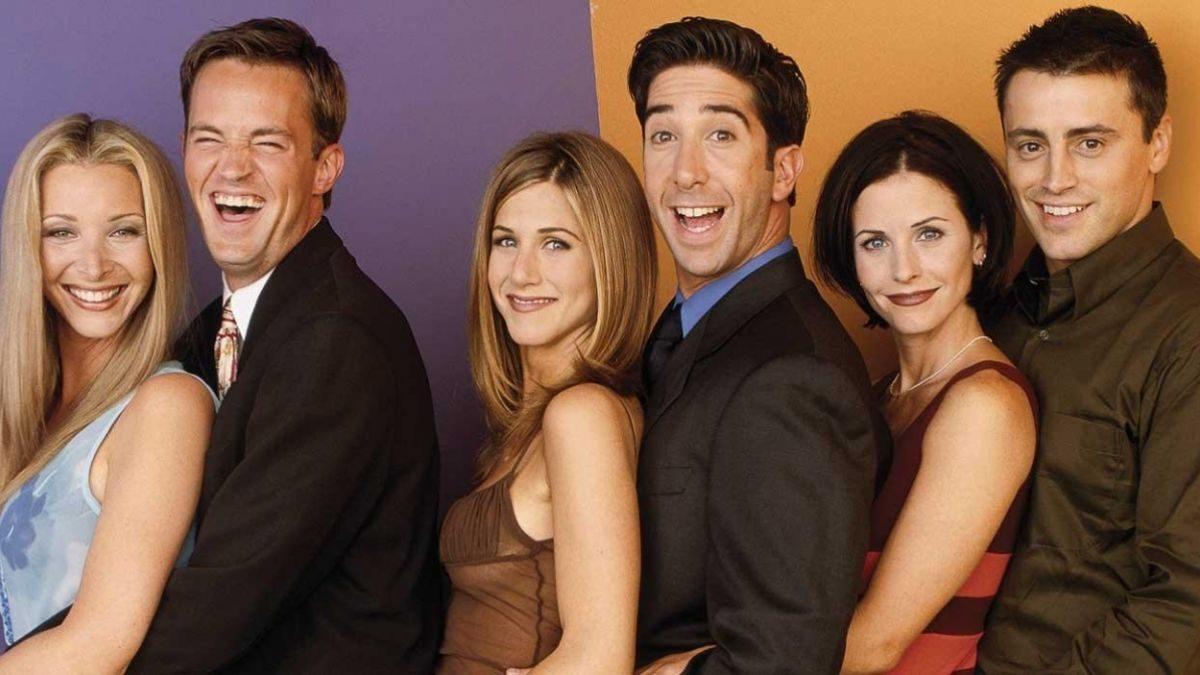"""Friends"" llega al cine"
