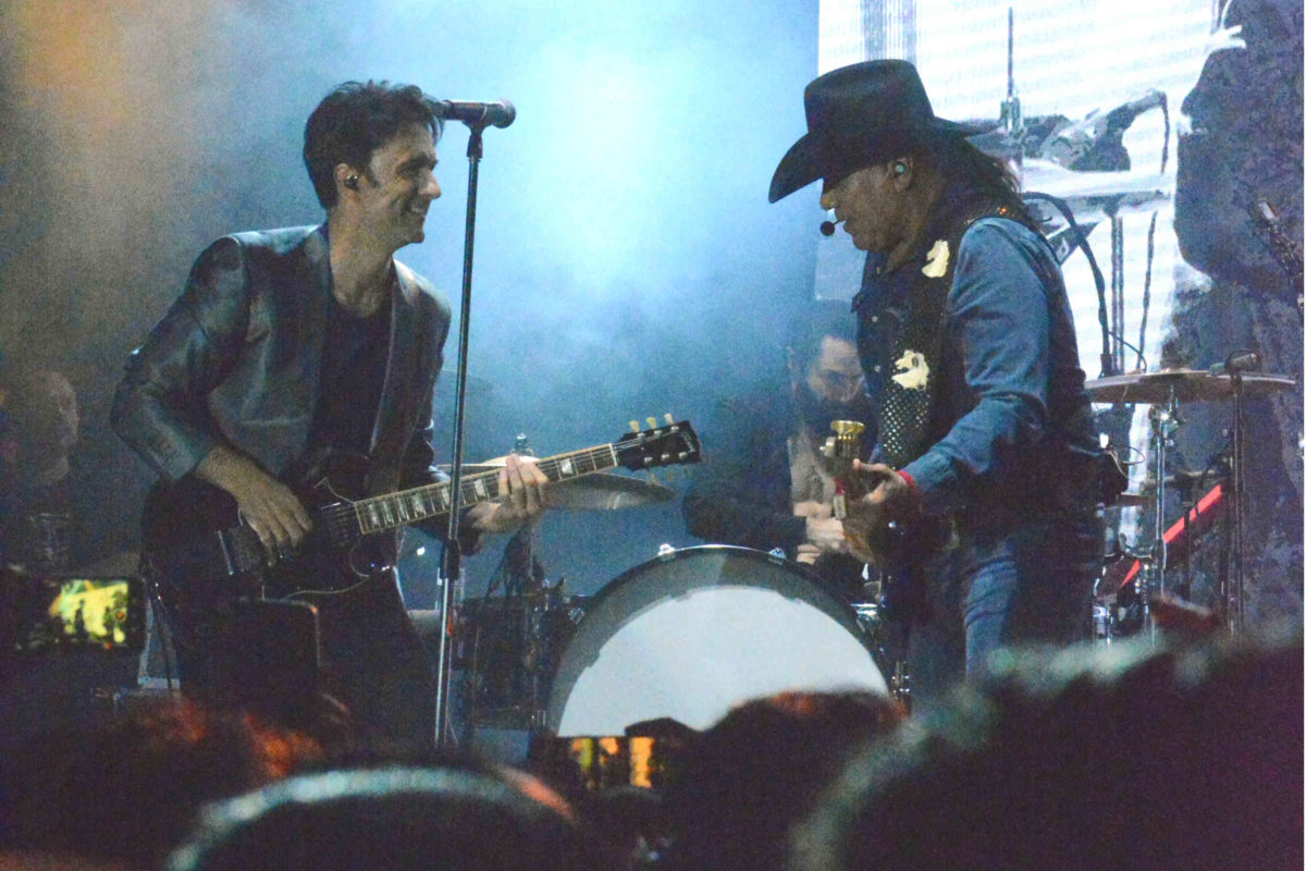 Fobia y Bronco ofrecen el primer  Silent Concert en México